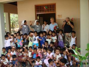 Progetto in Sri Lanka